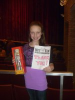 Larry attended The Nutcracker performed by Ohio Dance Theatre on Dec 20th 2013 via VetTix