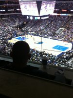 michael attended Dallas Mavericks vs. New Orleans Pelicans - NBA on Jan 11th 2014 via VetTix