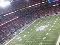 Tristan attended 2013 Chick-fil-A Bowl - #24 Duke Blue Devils vs #21 Texas A&M Aggies on Dec 31st 2013 via VetTix