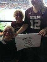 James attended 2013 Chick-fil-A Bowl - #24 Duke Blue Devils vs #21 Texas A&M Aggies on Dec 31st 2013 via VetTix