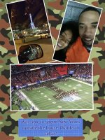 javis attended 2013 Chick-fil-A Bowl - #24 Duke Blue Devils vs #21 Texas A&M Aggies on Dec 31st 2013 via VetTix