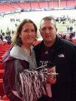 Christopher attended 2013 Chick-fil-A Bowl - #24 Duke Blue Devils vs #21 Texas A&M Aggies on Dec 31st 2013 via VetTix