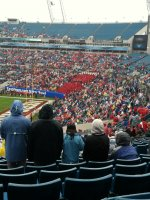 christopher richardson attended 2014 Gator Bowl - Nebraska Cornhuskers vs #22 Georgia Bulldogs on Jan 1st 2014 via VetTix