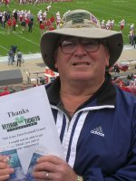 Jesse attended 2014 Gator Bowl - Nebraska Cornhuskers vs #22 Georgia Bulldogs on Jan 1st 2014 via VetTix
