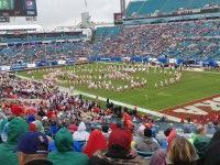Paul attended 2014 Gator Bowl - Nebraska Cornhuskers vs #22 Georgia Bulldogs on Jan 1st 2014 via VetTix