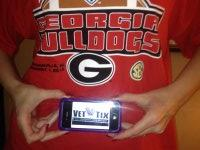 Doc and Erika attended 2014 Gator Bowl - Nebraska Cornhuskers vs #22 Georgia Bulldogs on Jan 1st 2014 via VetTix