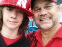 Cameron attended 2014 Gator Bowl - Nebraska Cornhuskers vs #22 Georgia Bulldogs on Jan 1st 2014 via VetTix