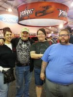 Jan attended 2014 Barrett-Jackson - Collector Car Auction - 1 Ticket is Good for 2 people on Jan 12th 2014 via VetTix
