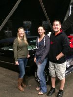 Corree attended 2014 Barrett-Jackson - Collector Car Auction - 1 Ticket is Good for 2 people on Jan 12th 2014 via VetTix