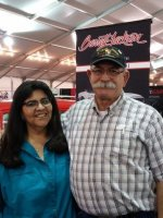 Frederick attended 2014 Barrett-Jackson - Collector Car Auction - 1 Ticket is Good for 2 people on Jan 12th 2014 via VetTix