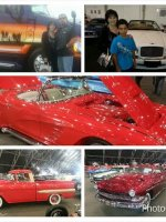 JESSE attended 2014 Barrett-Jackson - Collector Car Auction - 1 Ticket is Good for 2 people on Jan 12th 2014 via VetTix