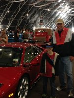 Brian attended 2014 Barrett-Jackson - Collector Car Auction - 1 Ticket is Good for 2 people on Jan 12th 2014 via VetTix