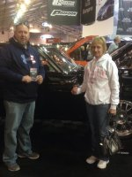 Barry attended 2014 Barrett-Jackson - Collector Car Auction - 1 Ticket is Good for 2 people on Jan 12th 2014 via VetTix