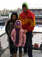 Jeremy attended 2014 Coors Light NHL Stadium Series - New Jersey Devils vs. New York Rangers on Jan 26th 2014 via VetTix