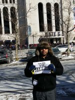 Fabio attended 2014 Coors Light NHL Stadium Series - New Jersey Devils vs. New York Rangers on Jan 26th 2014 via VetTix