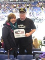Robert attended Reading Royals vs. Elmira Jackals - ECHL on Dec 19th 2015 via VetTix