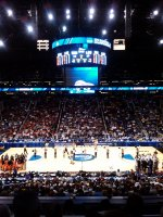 Charles attended 2012 NCAA Division I Men's Basketball Championships West Regional (Phoenix AZ) 3/22 on Mar 22nd 2012 via VetTix