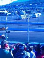 David attended 2012 AdvoCare 500...NASCAR Sprint Cup Race on Nov 11th 2012 via VetTix
