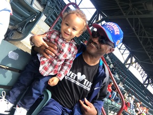 Oscar attended Texas Rangers vs. Seattle Mariners - MLB on Apr 22nd 2018 via VetTix