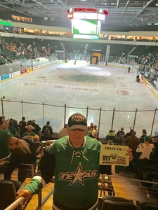 Mark attended Texas Stars vs. Ontario Reign - First Round Playoffs - AHL on Apr 19th 2018 via VetTix