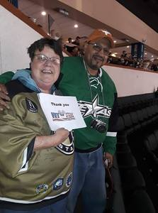 Mindy attended Texas Stars vs. Ontario Reign - First Round Playoffs - AHL on Apr 19th 2018 via VetTix