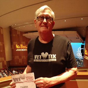 Daniel attended Sgt. Pepper's 50th Anniversary With Classical Mystery Tour on Apr 21st 2018 via VetTix
