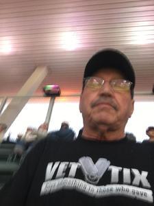 Ramon Rowan attended Minnesota Twins vs. Toronto Blue Jays - MLB on May 1st 2018 via VetTix