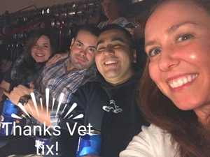 ALLEN attended Alan Jackson's Honky Tonk Highway Tour on Apr 28th 2018 via VetTix