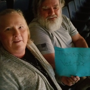 Michael attended Alan Jackson's Honky Tonk Highway Tour on Apr 28th 2018 via VetTix