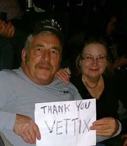Mick attended Alan Jackson's Honky Tonk Highway Tour on Apr 28th 2018 via VetTix