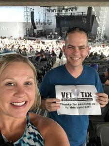 Alfred attended Skillet + for King and Country - Joy Unleashed Tour 2018 on May 4th 2018 via VetTix