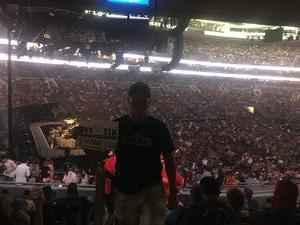 Dan attended Wmmr 50th Birthday Concert: Bon Jovi This House is not for Sale Tour on May 3rd 2018 via VetTix