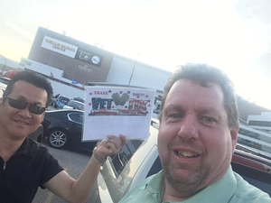 William attended Wmmr 50th Birthday Concert: Bon Jovi This House is not for Sale Tour on May 3rd 2018 via VetTix