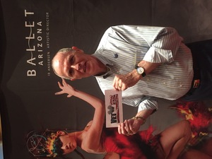 Jeff of Scottsdale attended Ballet Arizona Presents All Balanchine 2018 - Friday Show on May 4th 2018 via VetTix