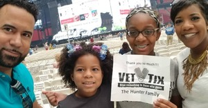 Articia attended Taylor Swift Reputation Stadium Tour on May 8th 2018 via VetTix