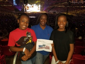 LaTonya attended Taylor Swift Reputation Stadium Tour on May 8th 2018 via VetTix