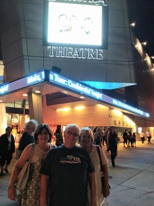Alan attended Maks, Val and Peta Live on Tour: Confidential on May 4th 2018 via VetTix