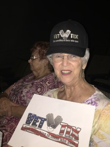 Muriel attended Maks, Val and Peta Live on Tour: Confidential on May 4th 2018 via VetTix