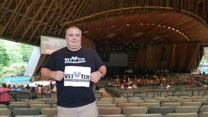 charles attended Poison With Special Guests Cheap Trick and Pop Evil on Jun 12th 2018 via VetTix
