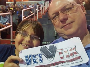 ChrisK attended Daryl Hall & John Oates and Train on Jun 11th 2018 via VetTix
