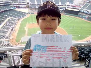 Lee attended Minnesota Twins vs. Kansas City Royals - MLB on Aug 4th 2018 via VetTix