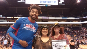 SoftailCarrie attended Harlem Globetrotters 2018 World Tour - 1pm Show on Aug 11th 2018 via VetTix