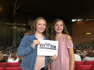Chris attended Niall Horan: Flicker World Tour 2018 - Pop on Aug 2nd 2018 via VetTix