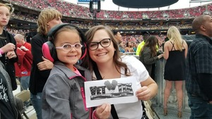 Jenna attended Taylor Swift Reputation Stadium Tour - Pop on Sep 8th 2018 via VetTix