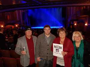 Chris attended Lord of the Dance Dangerous Games on Nov 10th 2018 via VetTix