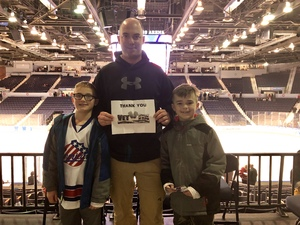 Click To Read More Feedback from Rochester Americans vs Hartford Wolf Pack - AHL