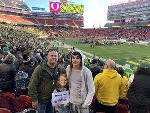 Click To Read More Feedback from Redbox Bowl: Oregon vs. Michigan State - NCAA Football