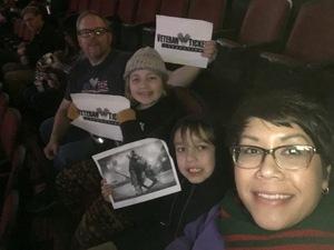 Eric attended Arizona Coyotes vs. New York Islanders - NHL on Dec 18th 2018 via VetTix