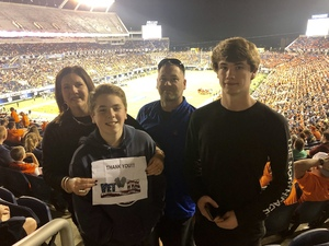 Click To Read More Feedback from Camping World Bowl - Syracuse vs. West Virginia
