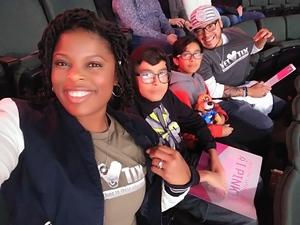 Tonei L attended Iowa Wolves vs. Austin Spurs - NBA G - League Basketball on Jan 19th 2019 via VetTix